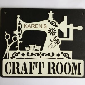 PERSONALISED CRAFT ROOM